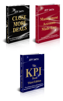 The Ultimate Sales Manager's Triple Pack – Saving You 10% Today