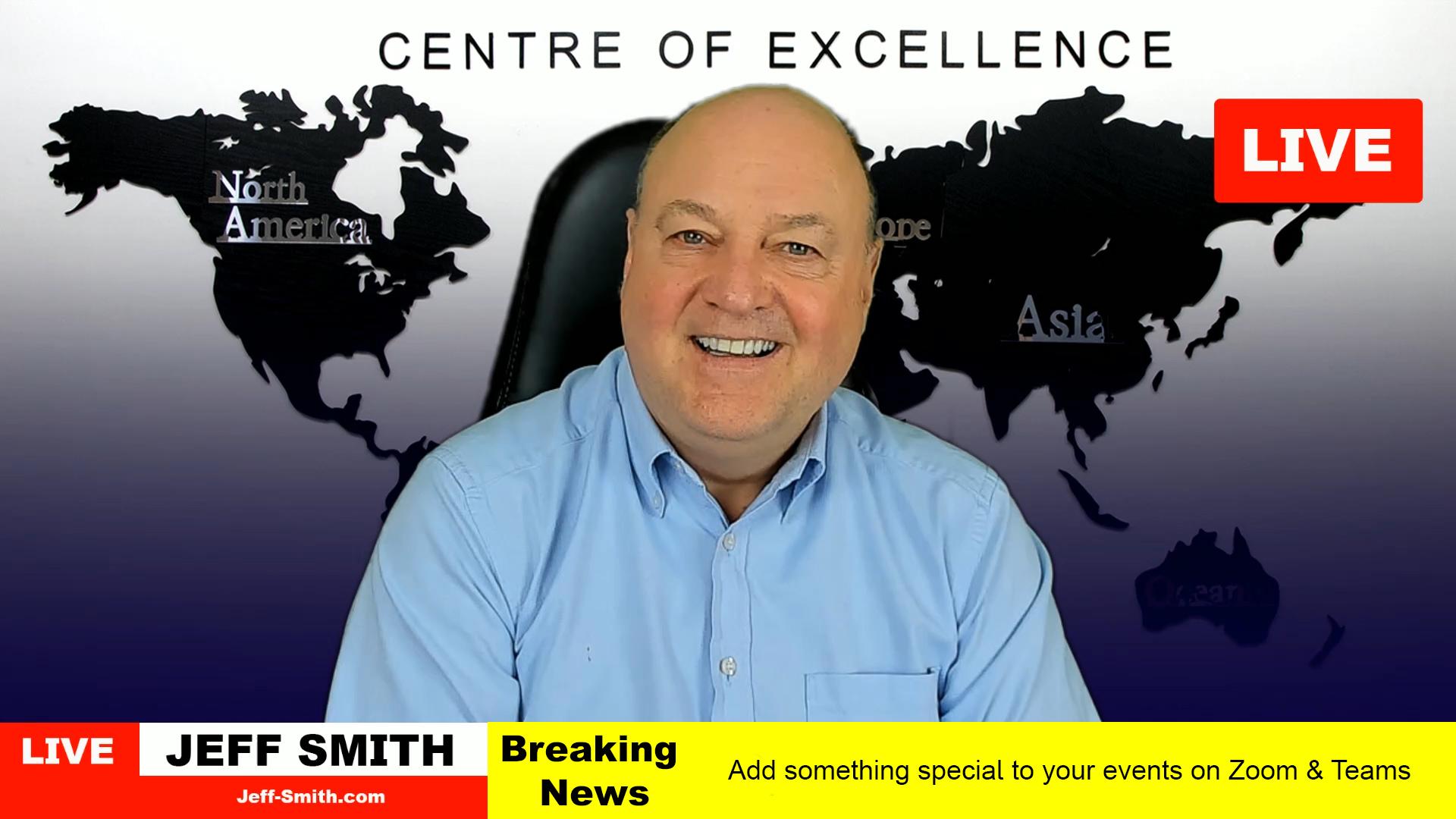 Jeff Smith virtual training