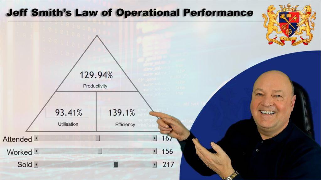 Jeff Smith in virtual presentation
