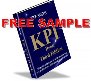 FREE SAMPLE of The KPI Book by JEFF SMITH