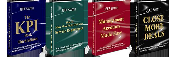 KPI Books by Jeff Smith, The KPI guy