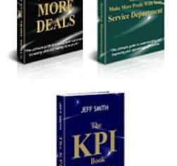 The Ultimate Sales, Service & KPI Triple Pack – Saving You 10% Today